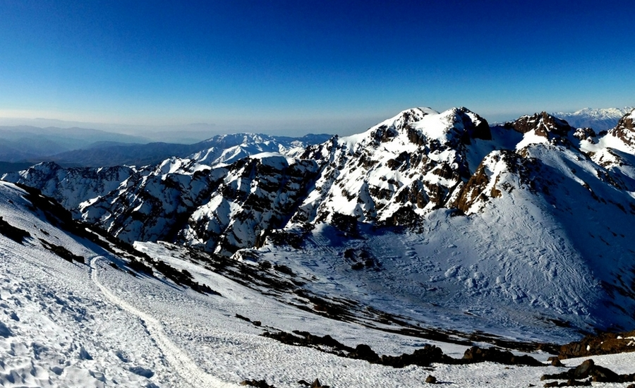5 Days Winter Toubkal