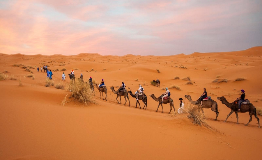 8 Days Sahara Desert Adventure