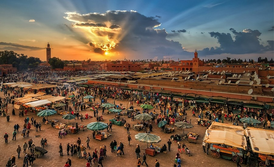 MARRAKECH CITY SIGHTSEEING